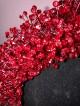 Украшение ручной работы «Lady in Red»