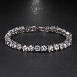 Ювелирный браслет «Миледи» 17 см