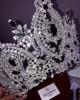 Эксклюзивная корона Swarovski navy 14 см
