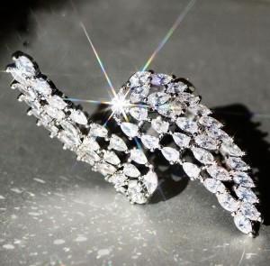 Ювелирное кольцо «Крылья»