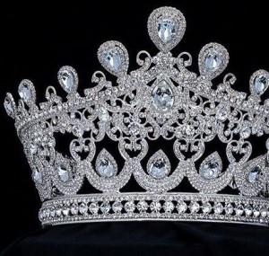 Эксклюзивная корона полного круга 12,5 см Под заказ
