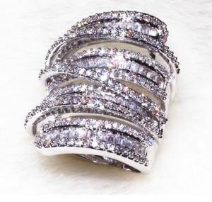 """Серебряное кольцо """"Style"""""""