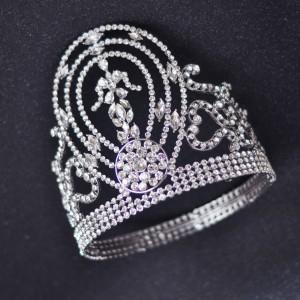 """Конкурсная корона """"Альба"""" 14 см"""