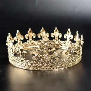 """Мужская корона полного круга """"Император"""""""