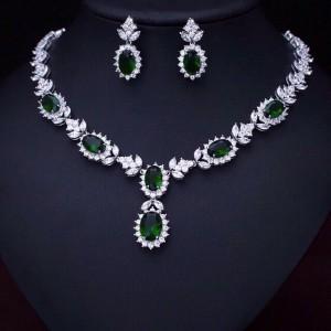 """Ювелирный комплект """"Emerald"""""""